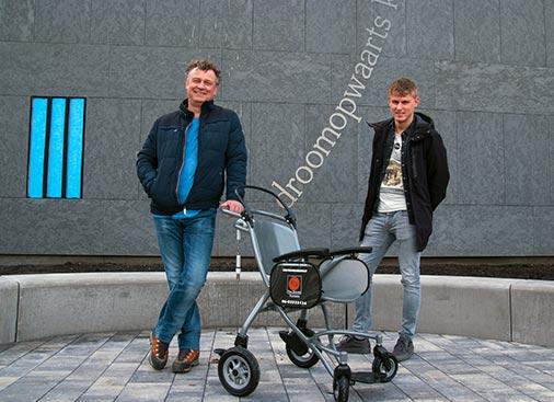 Tim Zilver Tuinen steunt het Westfriesgasthuis